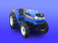 ISEKI > Products > Tractor AT Series