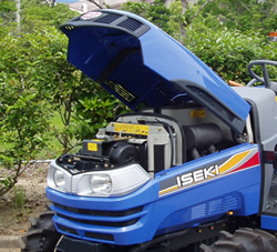 Iseki Gt Products Gt Tractor At Series