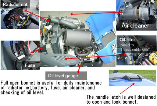 iseki u003e products u003e riding mower sxg216 series rh iseki co jp